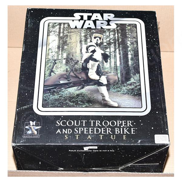 GRP inc Gentle Giant Star Wars Scout Trooper