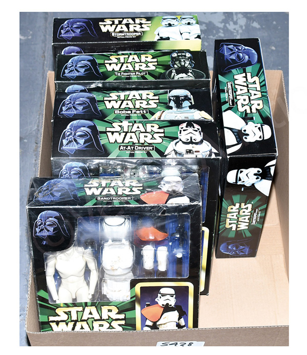 GRP inc Tomy Star Wars Power of the Force II