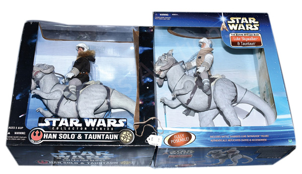PAIR inc Kenner/Hasbro Star Wars pair