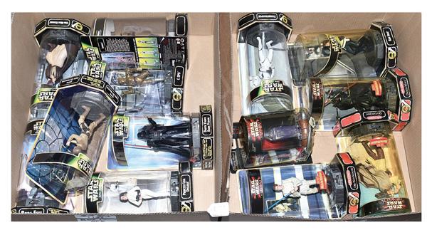 GRP inc Hasbro Star Wars Epic Force x thirteen
