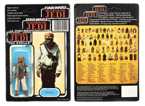 Star Wars Return of the Jedi Tri-Logo Weequay