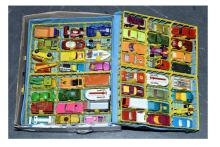 Matchbox Superfast and similar unboxed 48 Models