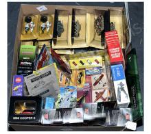GRP inc Matchbox, Corgi and similar boxed