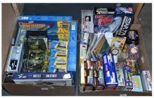 Corgi, Matchbox and similar boxed TV related