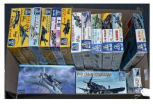 GRP inc Italeri boxed Kit No.194 LockheedYF-22A