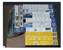 GRP inc Italeri and similar boxed Kit related