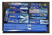 GRP inc Revell boxed Kit related No.4377 Mig-31