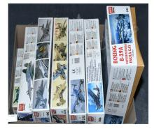 GRP inc Academy boxed Kit Boeing B-29A