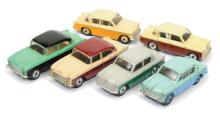 GRP inc Dinky Rootes Cars - No.165 Humber Hawk
