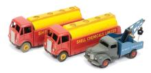 GRP inc Dinky Shell Chemicals Tankers ?Shell
