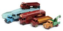 GRP inc Dinky unboxed commercials British