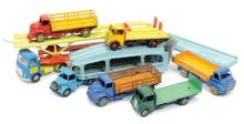 GRP inc Dinky unboxed Commercials AEC Hoyner