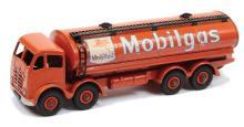 Dinky 2nd Cab Foden Tanker ?Mobilgas? orangey