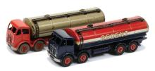 PAIR inc Dinky 2nd Cab Foden Tankers ?Regent?