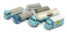 GRP inc Dinky Milk Related Vehicles
