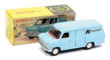 Dinky No.407 Ford Transit ?Kenwood? Van light