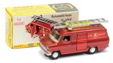 Dinky No.286 Ford Transit Fire Appliance ?Fire