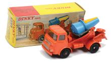 Dinky No.960 Albion Chieftain Lorry Mounted