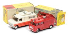 PAIR inc Dinky No.276 Airport Fire Tender red