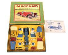 Meccano Motorcar Constructor No.1 - finished