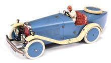 Meccano Car Constructor No.2 - blue body