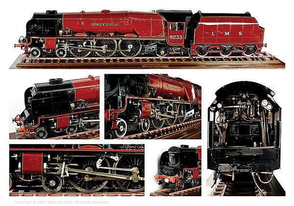 A magnificent exhibition quality 5î gauge model