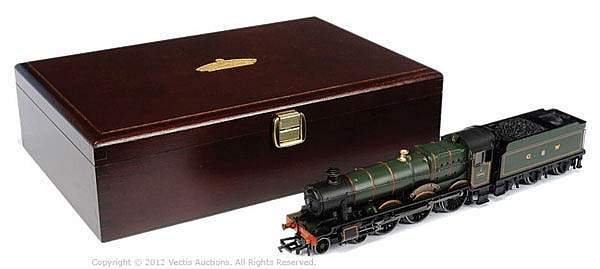 OO Gauge Bachmann 31-779 (Limited Edition) 4-6-0