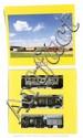 Brawa HO Gauge 45970 4-car Set of Medical Cars