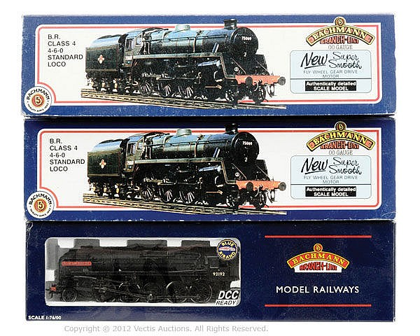 GRP inc OO Gauge Bachmann a BR Steam Locos