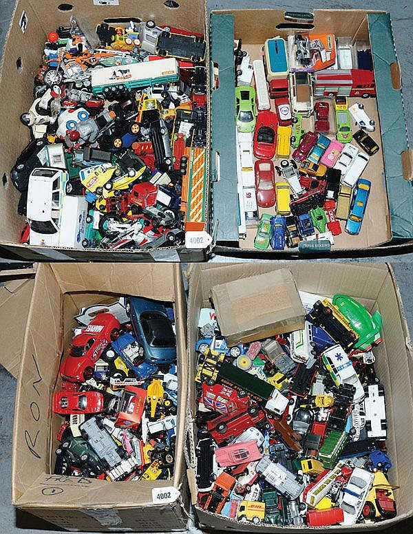 Very large quantity of assorted unboxed