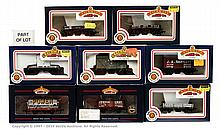 GRP inc Bachmann OO Gauge 18 x assorted Wagons