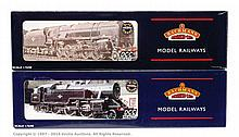 PAIR inc Bachmann OO Gauge Steam Outline loco