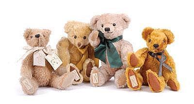 Dean's Rag Book Four Membership Teddy Bears