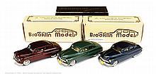 GRP inc Brooklin No.15 Mercury Coupe car - 1949