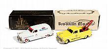PAIR inc Brooklin Pontiac van and pickup