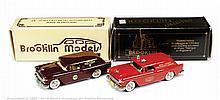PAIR inc Brooklin No.26 Chevrolet van and truck