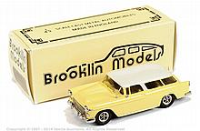 Brooklin No.26 1955 Chevrolet Nomad SFBBC 10th