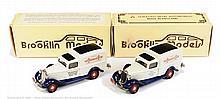 PAIR inc Brooklin No.16X 1935 Dodge Van