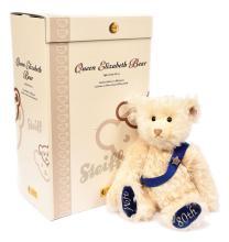 Steiff Queen Elizabeth Bear Exclusive to Peter