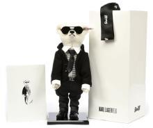 Steiff Karl Lagerfield teddy bear, white tag