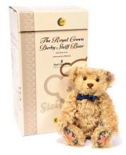 Steiff The Royal Crown Derby Bear, white tag