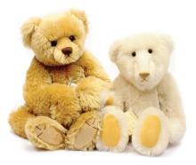 PAIR inc Pair of artist teddy bears: (1) Angelic