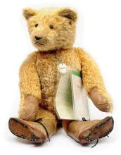 Teddy Bears of Witney Museum replica Boots Old