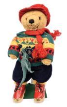 Lakeland Bears Deans Rag Book Rowan by Wendy