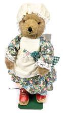 Lakeland Bears Deans Rag Book Grandma Pearl