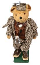 Lakeland Bears Deans Rag Book Padlock Holmes