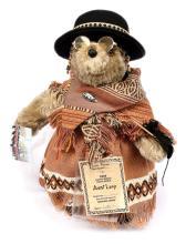 Gabrielle Designs Paddington Bear's Aunt Lucy