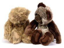 PAIR inc Charlie Bears teddy bears: (1) Jimmy