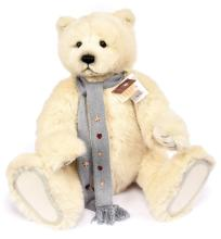 Charlie Bears Ivory large polar bear, CB 141414