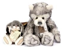 PAIR inc Charlie Bears Isabelle Collection Salt